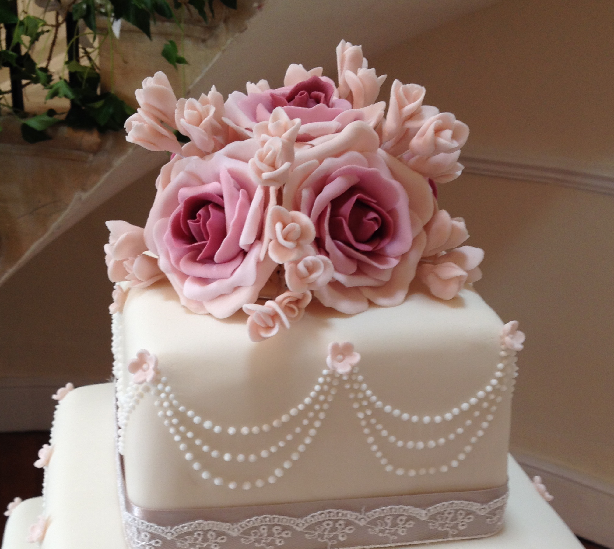 Sugar Flower Topper