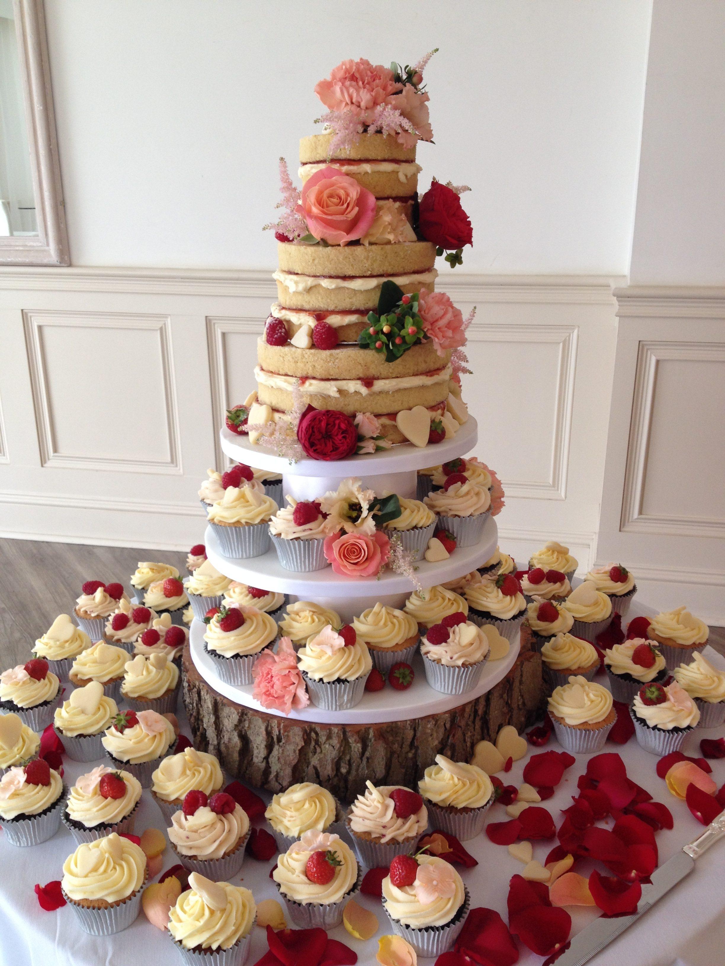 Naked, Hearts & Cupcakes