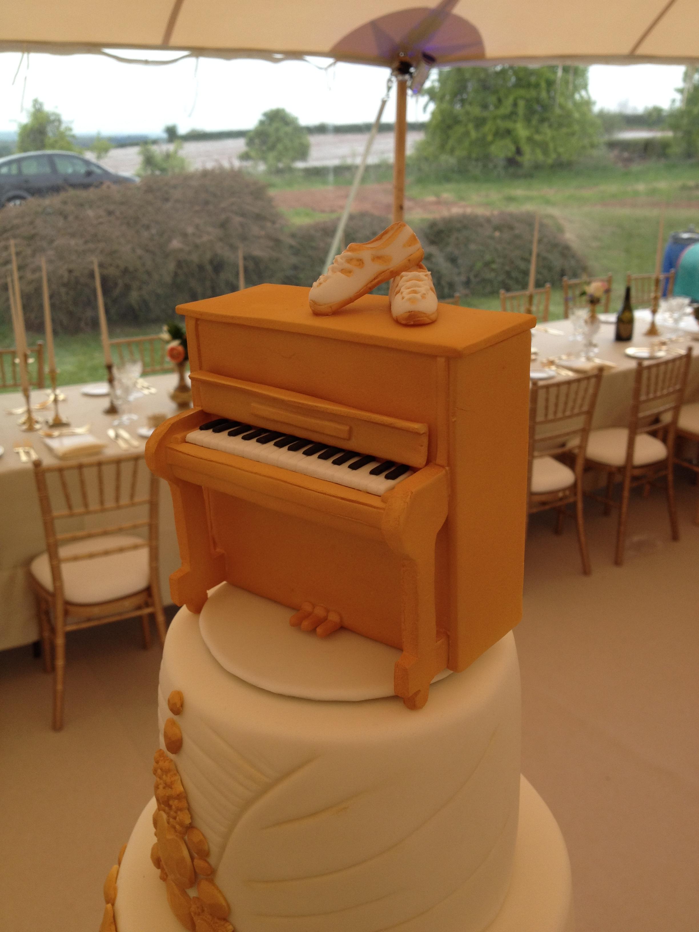 Piano Topper